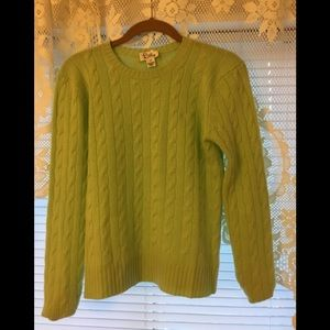Lily Pulitzer cashmere sweater